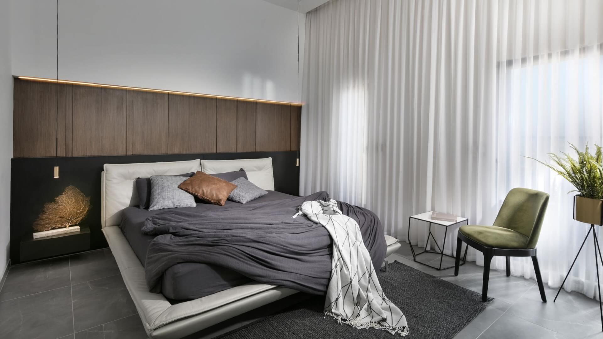 ריצוף גרניט פורצלן לחדר שינה