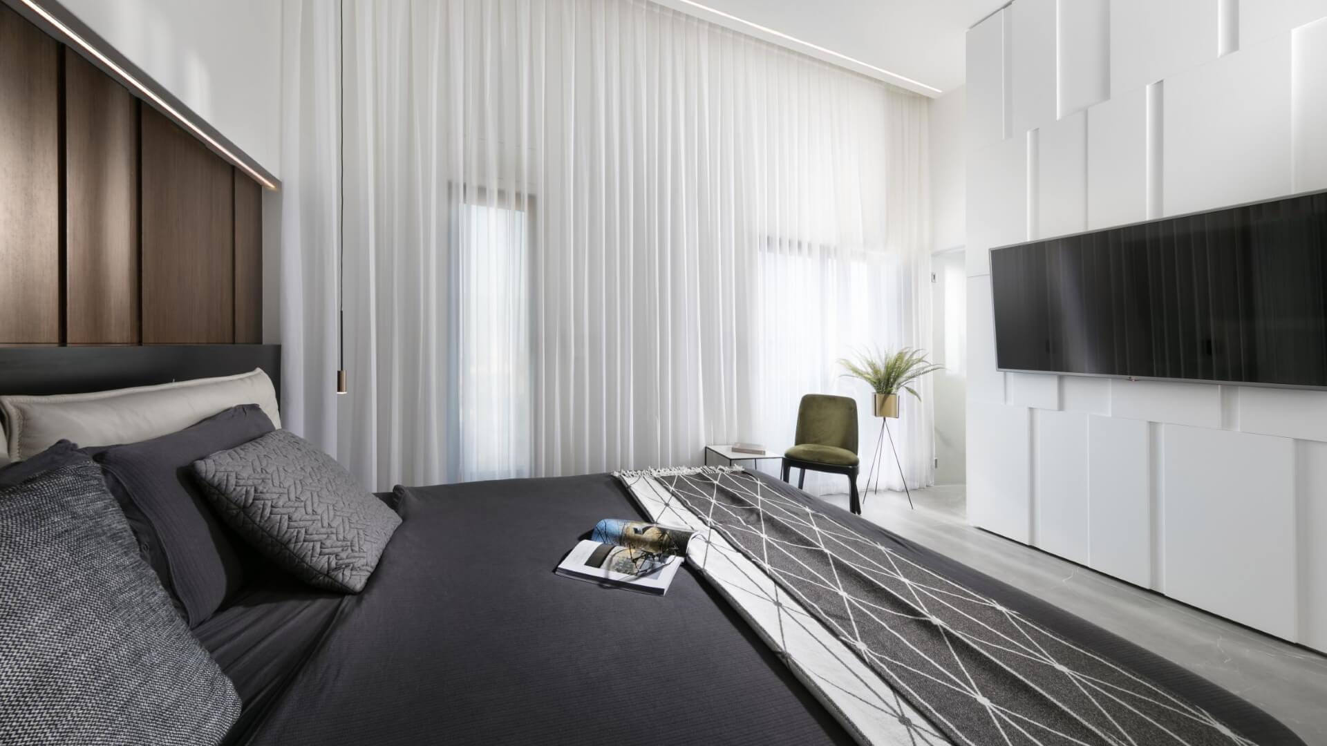 חיפוי קירות לחדרי שינה